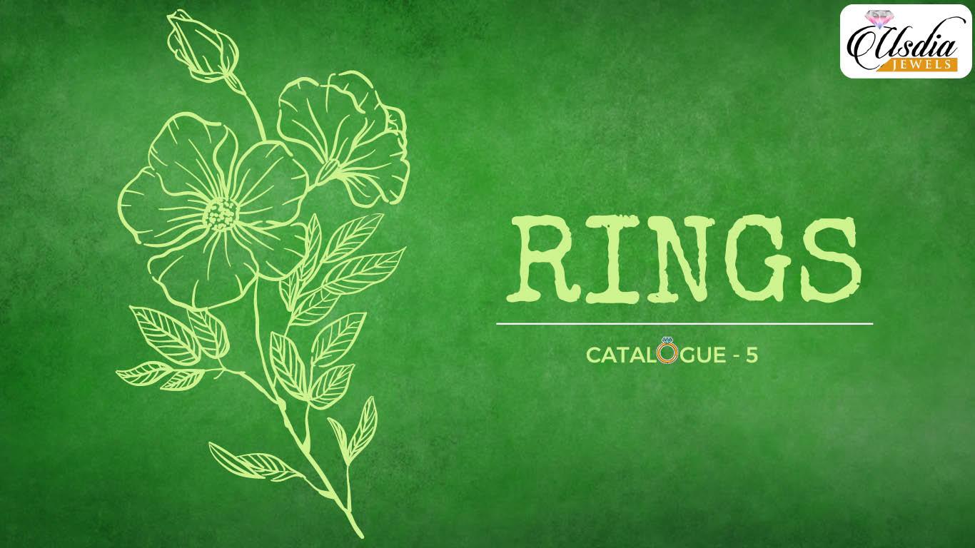USDIA Rings Catalogue