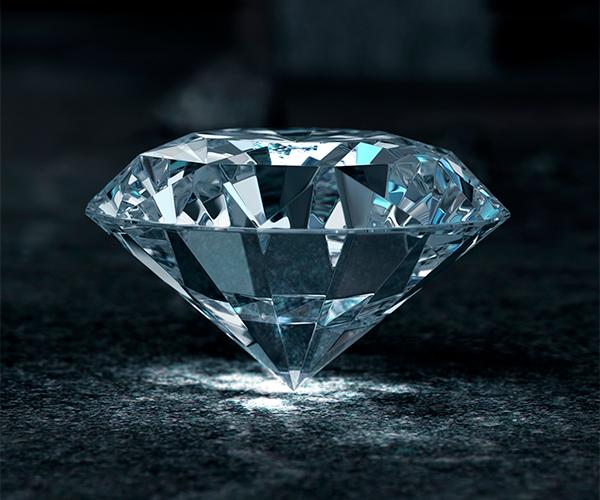 Loose-Diamond